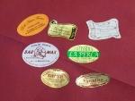 Etichette adesive per pasticcerie