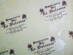 Carta per pasticceria